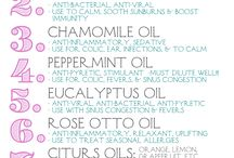 Essential Oils / Info about using essential oils for healing, cleaning, cooking, etc / by Cayla Revels