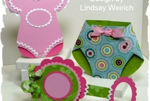 Stampin Up Baby Cards / by Brandy Godush-Cox