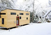 Small Spaces / by Jessica Gunning
