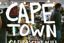 Explore Cape Town / by MannaBay