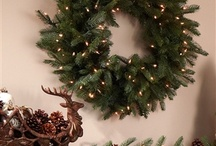 Christmas Wreaths / A collection of our favorite Christmas Wreaths and Christmas Wreath decorating ideas. / by Balsam Hill Christmas Tree Co.