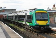 Trains - Class 170 / by London Midland