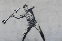 Street Art / by Alex Duclaux