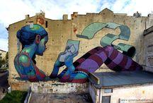 Street Art / by Babe Elliott Baker