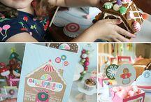 gingerbread house / by Danielle Bond
