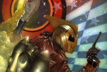 ROCKETEER / by Clay Burress
