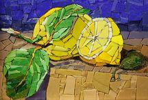 Mosaic / by Harriet Swindell