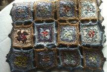Crochet/Knit Blankets and Afghans / by Rhea Pannell