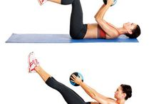 Workout Stretches/Sequences / by Ashley Martin