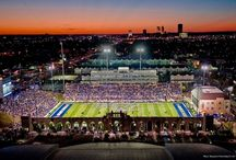 Golden Hurricane Athletics / What's happening in the world of sports at the University of Tulsa! / by The University of Tulsa