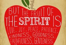 Fruit of the Spirit / by Elleta Moore Wilson