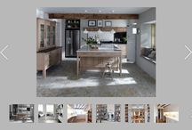 some of our kitchen styles / by Cris Sega Designs