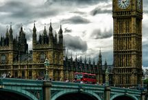 Places I've Been - London / by Isabel Cabral