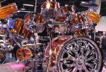 Cool Drum Stuff / by Antoinette Lansdell