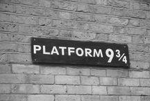 Harry Potter :) / by Elizabeth Diane Banta