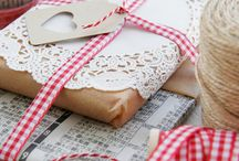 Wrapping Ideas / by Ann @ Duct Tape and Denim