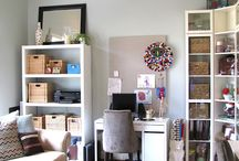 Decor: Living Spaces / by Christy Meyer