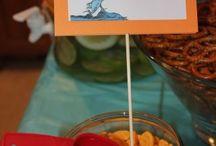 Dr Seuss party / by Loree Gunn
