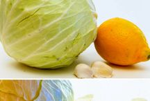 Farm-grown Recipes Cabbage / by Patterson Farm,