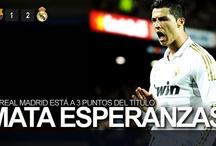 Sports / by Alvaro Ruiz