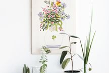 INDOOR PLANTS / by Lynne Thompson