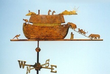 WEATHERVANES / by Judy Tullos