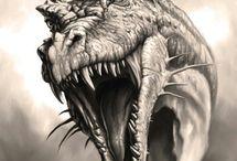 Dragon / by Sam onymous
