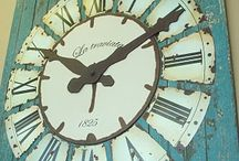 Time Will Tell / by Elizabeth Callicott
