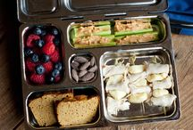 lunchbox ideas / by Allison Anderson