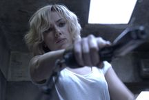 Lucy / Luc Besson directs Scarlett Johansson in Lucy, an action-thriller that tracks a woman accidentally caught in a dark deal who turns the tables on her captors and transforms into a merciless warrior evolved beyond human logic.  Lucy also stars Academy Award® winner Morgan Freeman. In theaters August 8, 2014. / by Universal Pictures