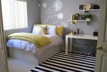 cool rooms.  / by Megan -