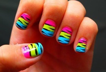 Nails! / by Roxy Reyes