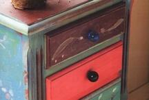 painted furniture / by Geri Beers