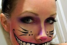 Face paint cat / by The Face Painting School