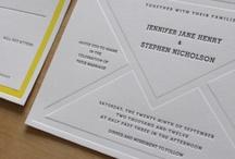 letterpress / by Elizabeth Weil