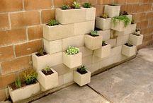 cool garden stuff / by Julie Beauvais