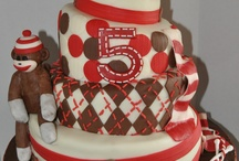 MY CAKE AND SUGAR ART!!! / by Rebecca Ketterer