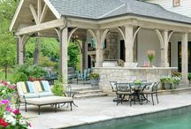 Pools and Patios / by Carson Kressley