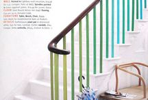 Banister/Stair ideas / by KarinR-C