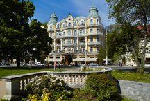 OREA Hotel Bohemia**** / OREA Hotel Bohemia**** Mariánské Lázně, Marienbad, Czech Republic / by OREA HOTELS