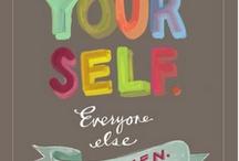 quotes & inspiration / by Nadeya Khalil