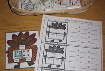 Thanksgiving for the Firsties  / by Lindsay Cotton