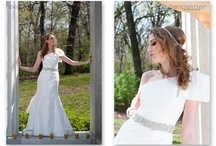Grecian Shoot / by Altar Bridal