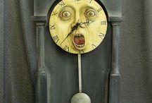 Clocks / by Ilse Bayha