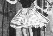 Vintage fashion / by Kira Neptune Fredrickson