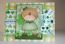 Papercrafts and cards-St. Patrick's Day / by Lori Wintrow
