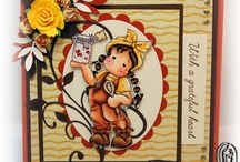 Magnolia Stamps  / by Rhonda Young