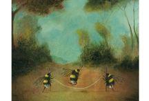 Honeybees / by Borah Pavick