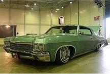 Caprice Classics & Impala, 1969 & 1970 / by richard