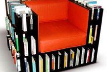 Where Books Can Live / by Ele Warman